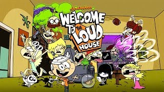 Welcome To The Loud House [nickelodeon Games]