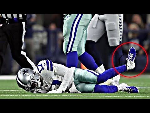 NFL Gruesome Injuries (Try Not To Look Away)