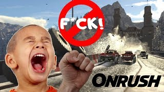 FAMILY FRIENDLY CHANNEL, BETRAYING FRIENDS AND BEING BIPOLAR? -ONRush Funny Moments