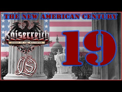 Hearts of Iron 4: KAISERREICH - The New American Century - 19