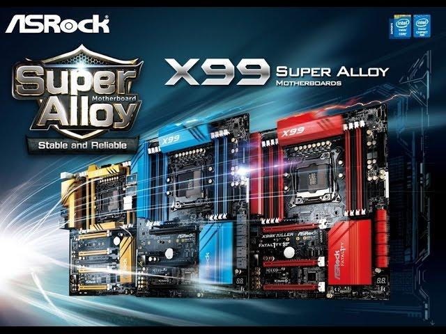 ASRock X99 Extreme 3 Обзор, Распаковка