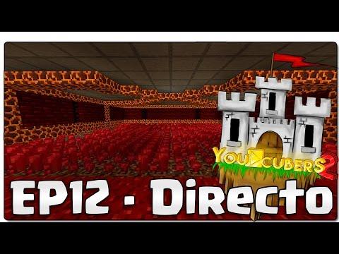 JUGANDO EN LA SNAPSHOT | YOUCUBERS 2 EP 12 | Minecraft 1.10 Serie Survival Español - #Youcubers2