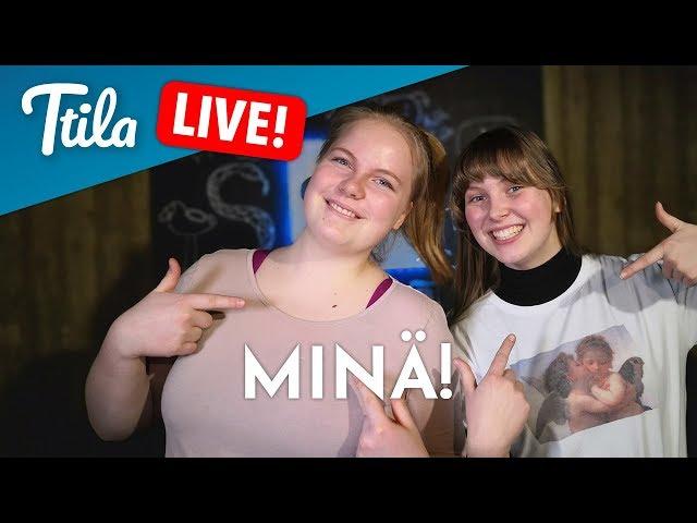 Ttila LIVE: Minä (12.3.2019)