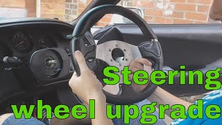 How To: Change A Steering Wheel