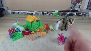 Вредные игрушки - Кислотная ферма