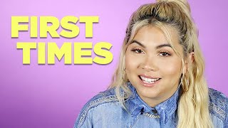 Hayley Kiyoko Tells Us About Her First Times