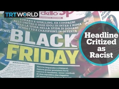 Italian newspaper sparks racism controversy