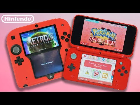 Nintendo 2DS vs. New Nintendo 2DS XL & GIVEAWAY | A Holiday Buying Guide!