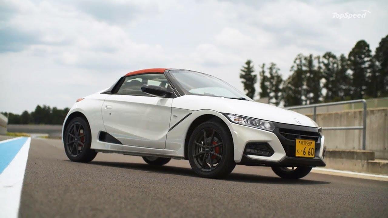 2018 Honda S660 Modulo X Exterior Interior Driving Scenes Youtube
