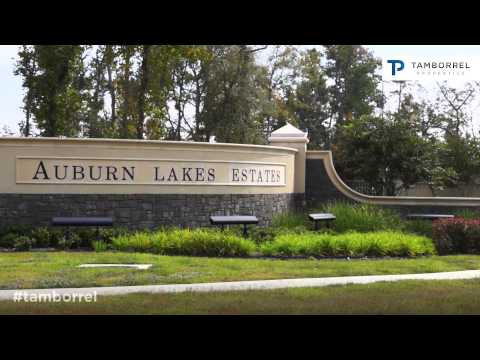 Auburn Lakes Homes in Spring, TX