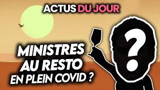 Ministres accusés de restos de luxe en plein confinement, Bernard Tapie cambriolé... Actus du jour