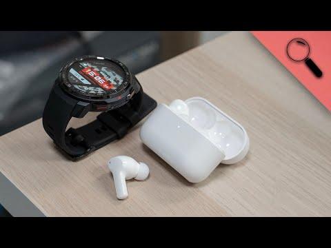 Egy kiváló, 15.000 Ft-os füles és egy strapabíró óra | Honor Choice TWS & Watch GS Pro