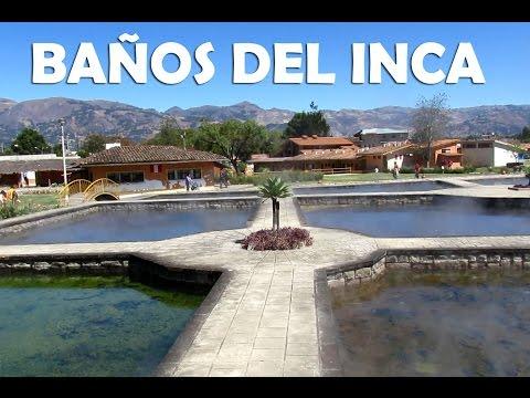 Baños del Inca - Cajamarca, Perú.