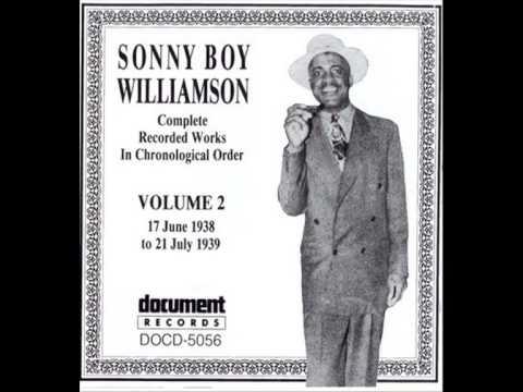 Sonny Boy Williamson I - Good Morning Little SchoolGirl