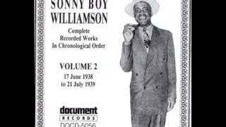 Sonny Boy Williamson I - Good Morning Little SchoolGirl