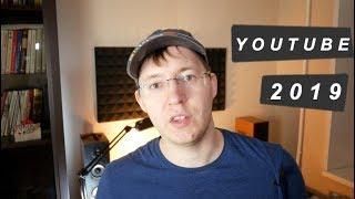 Слишком поздно открывать Youtube канал в 2019 году?
