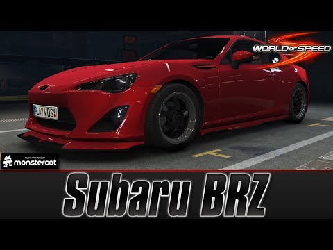 World of Speed Early Access: Subaru BRZ (Customization + Onl