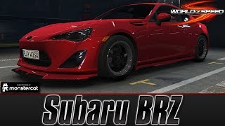 World of Speed Early Access: Subaru BRZ (Customization + Online Racing) | RAMMERS EXIST