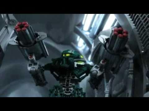 Bionicle Tribute: Crashed