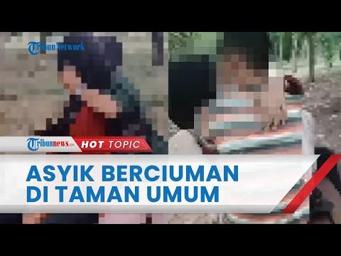 Viral Video Aksi Pasangan Mesum Di Sragen Tertangkap Kamera Berbuat Asusila Di Bumi Perkemahan