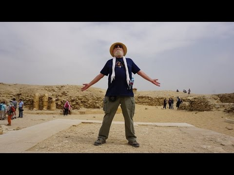 SAQQARA, THE SOUND BASED HEALING HOSPITAL WITH STEPHEN MEHLER
