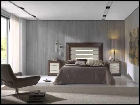 Cabeceros y muebles de dormitorio de nueva linea youtube for Nueva linea muebles