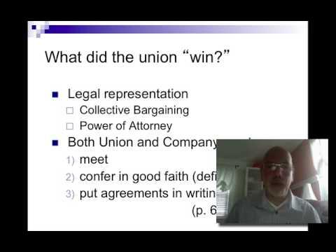 Labor Law Basics