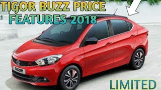 Tata tigor BUZZ REVIEW | Price | Review | features | 2018 limited edition ( Car guru )