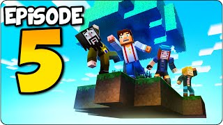 "Minecraft Story Mode Episode 5 ""Order Up"" Full Let's Play/ Walkthrough Complete Guide PS4"