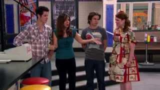 Сериал Disney - Волшебники из Вэйверли Плэйс (Сезон 4 Серия 27) Харпушка