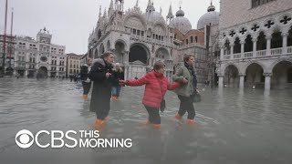 Venice floods dozen times a year, but latest inundation is a disaster