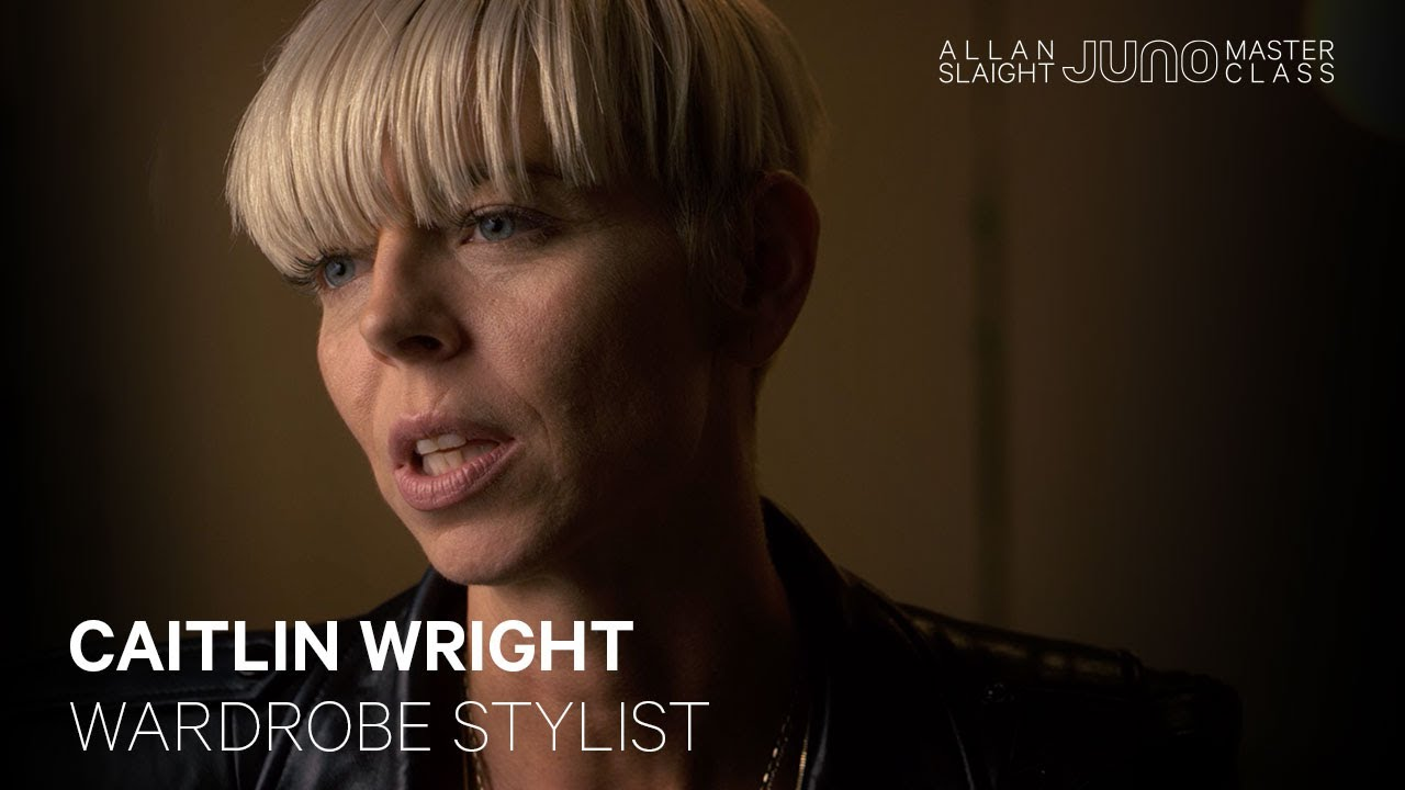 Personal Style with Caitlin Wright | Allan Slaight JUNO Master Class