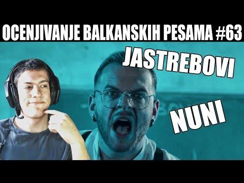 OCENJIVANJE BALKANSKIH PESAMA – NUNI – JASTREBOVI ( OFFICIAL MUSIC VIDEO )