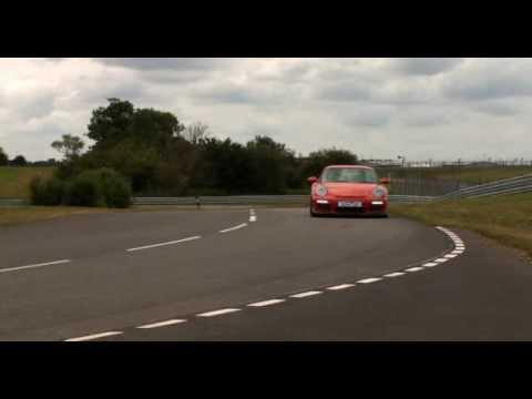 Porsche 911 GT3 (997 Gen II) — Porsche Experience TV