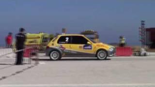 Rallye xwris nos vs Starlet 2