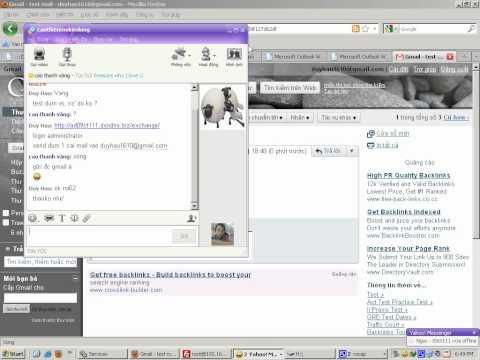 3. Test email exchange  - www.huyentanphu.org.avi