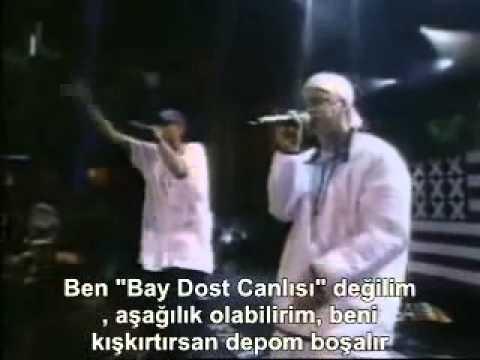 Eminem   The Way I Am  Türkçe Altyazılı   Canlı