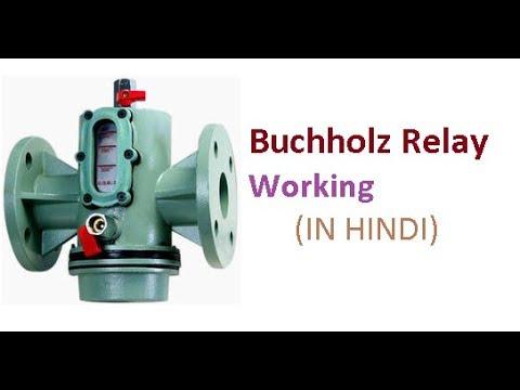 Buchholz relay working IN HINDI YouTube