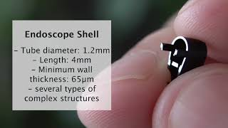 Part of the Week: Endoscope Shell