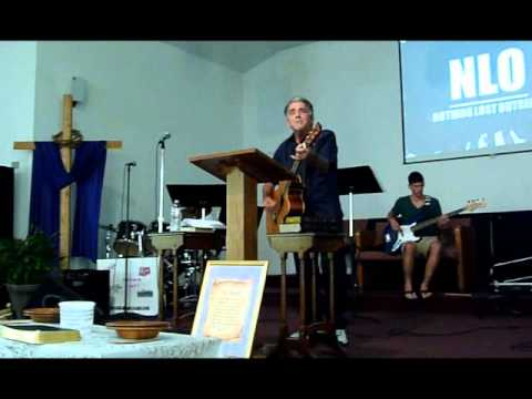 """""""Build Your House On The Rock"""" by Bill Dantzler (Nothing Lost Outreach Worship)"""