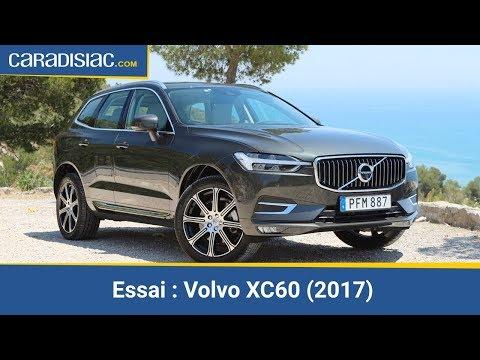 Essai - Volvo XC60 (2017) : le résistant