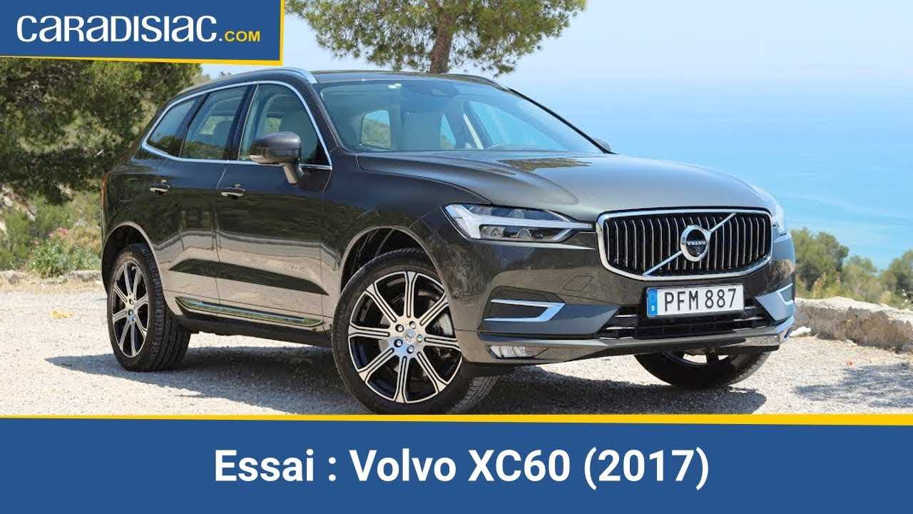 essai volvo xc60 2017 le r sistant youtube. Black Bedroom Furniture Sets. Home Design Ideas