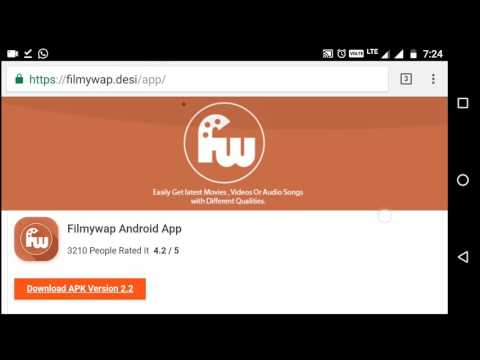How To Download Filmywap App | Android | In Hindi
