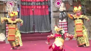 Legong Lanang Dances (Cross Gender)