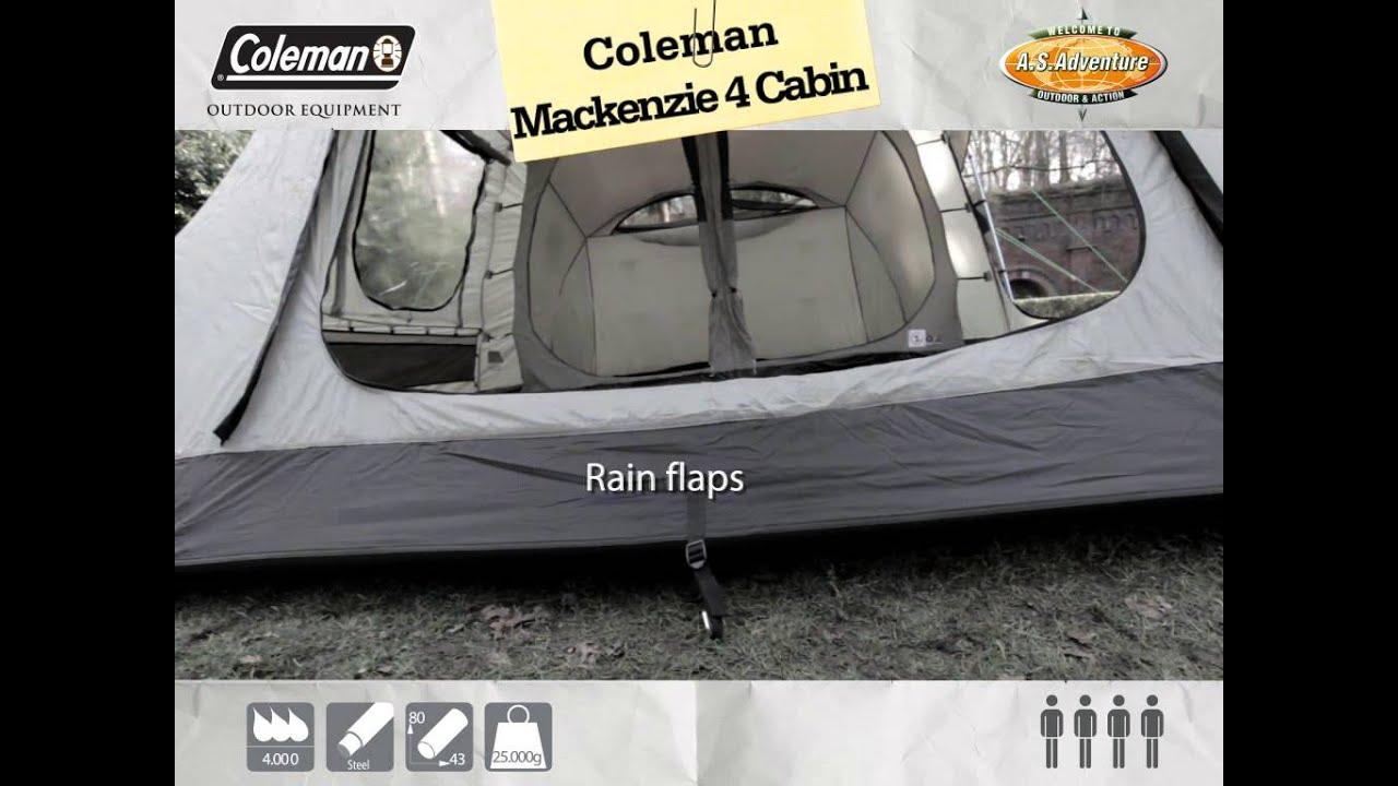 & Coleman - Mackenzie Cabin 4 -- EN - YouTube