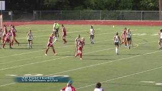 Acton Boxborough Field Hockey vs Waltham 9/7/16