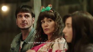 Pulling the Plug Trailer - French Subtitle Video
