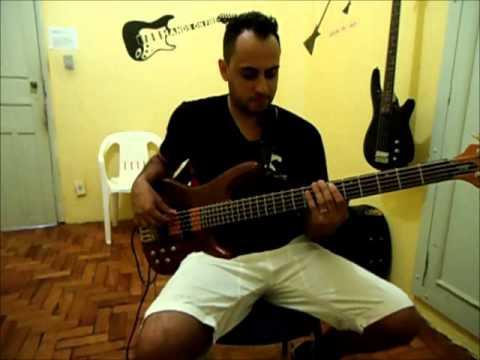 Estou pronto - Soraya Morais - Baixo por Danilo Borges