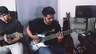 ERRA - Expiate (guitar cover)/GGD Drums/ Fortin NTS Suite/ Loki Bass