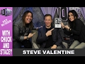 World Class Magician, Actor & Voice Over Actor, Steve Valentine PT1 - Uncharted, Dragon Age, Acting